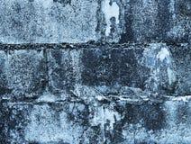 Schmutzige Blockwand Lizenzfreie Stockbilder
