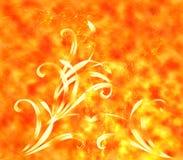 Schmutzige Blumen 1 lizenzfreie abbildung