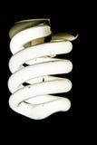 Schmutzige CFL-Birne Lizenzfreie Stockfotografie
