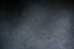 Schmutzige graue gemalte Wand Stockbilder