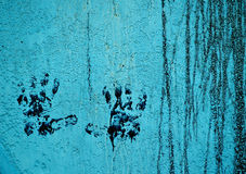 Schmutzige Hände Lizenzfreie Stockfotografie
