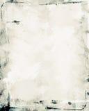 Schmutzige Papierbeschaffenheit stockfotos