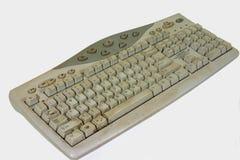 Schmutzige Tastatur Lizenzfreies Stockbild