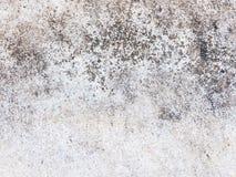 Schmutzige und alte Betonmauer Lizenzfreie Stockbilder