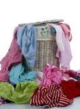 Schmutzige Wäscherei 2 Lizenzfreies Stockbild