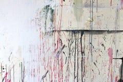 Schmutzige Wand stockbilder