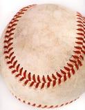 Schmutziger Baseball Stockfotos