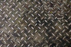 Schmutziger Stahlhintergrund