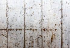 Schmutziger weißer hölzerner Hintergrund Lizenzfreie Stockfotografie