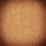 Schmutziger Weinlese-Hintergrund Retro- Muster mit Punkten und Beschaffenheiten Strukturierter alter Hintergrund (traditionelles  Stockbilder