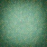 Schmutziger Weinlese-Hintergrund Retro- Muster mit Punkten und Beschaffenheiten Strukturierter alter Hintergrund (traditionelles  Lizenzfreies Stockbild