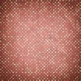 Schmutziger Weinlese-Hintergrund Retro- Muster mit Punkten und Beschaffenheiten Strukturierter alter Hintergrund (traditionelles  Lizenzfreie Stockfotos