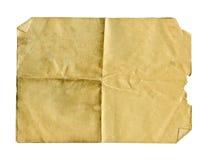 Schmutziges Papier Lizenzfreie Stockbilder
