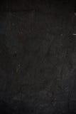 Schmutziges schwarzes Papier Lizenzfreie Stockfotos