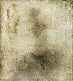 Schmutziges Weinlese-Papier Stockbild
