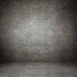 Schmutzraum-Innenraumweinlese Stockfoto