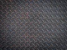 Schmutzstahlplatte Stockbild