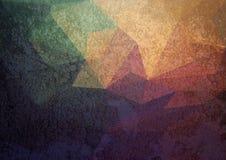 Schmutzsteigungs-Farbzusammenfassung Lizenzfreie Stockfotos