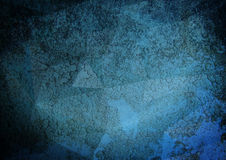 Schmutzsteigungs-Farbzusammenfassung Stockfoto