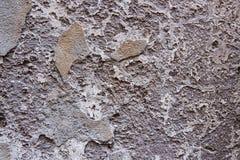 Schmutztapetenbeschaffenheit der Betonmauer Lizenzfreies Stockbild