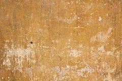 Schmutzwand des alten Hauses. Strukturierter Hintergrund Lizenzfreies Stockbild