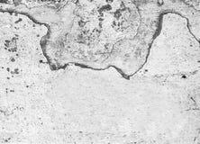 Schmutzweißzementboden Stockfotos