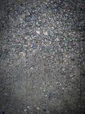 Schmutzzementboden und -stein Stockfotografie