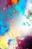 Schmutzzusammenfassung färbte Arthintergrundbeschaffenheit für Design lizenzfreie stockbilder