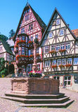 The Schnatterloch in Miltenberg Royalty Free Stock Photography