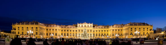 Schönbrunn Castle, Vienna Royalty Free Stock Image