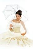 Schöne Braut Stockfotos