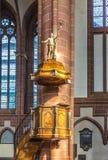 Schöne Decke und Halle Lizenzfreies Stockbild