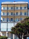 Schöne georgische Wohnungen Lizenzfreie Stockbilder
