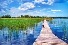 Schöne Naturlandschaft Lizenzfreies Stockbild