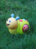 Schneckenspielzeug Lizenzfreie Stockfotografie