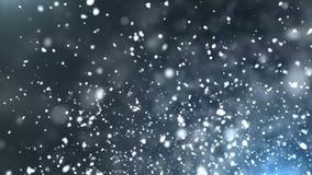 Schnee-Übergänge HD stock footage