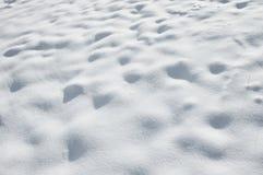 Schnee Stockfotografie
