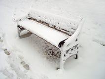 Schnee Stockfoto