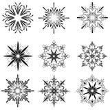 Schnee Lizenzfreies Stockfoto