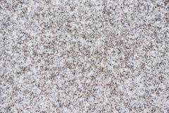 Schnee auf der Asphaltbeschaffenheit stockbilder