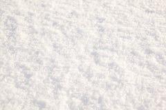 Schnee-Beschaffenheit Lizenzfreie Stockfotos