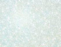 Schnee blättert Hintergrund ab Lizenzfreies Stockbild