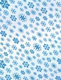 Schnee-Hintergrund Stockfotos