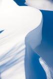 Schnee mag Hintergrund stockfotografie