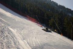 Schnee-Pflug Stockbilder