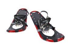 Schnee-Schuhe stockbild