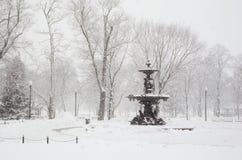 Schnee-Szenen Stockbild