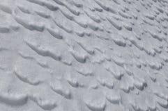 Schneeabstraktionshintergrund Lizenzfreie Stockfotografie