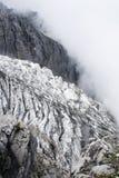 Schneeberg Stockbild