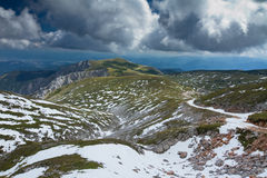 Schneeberg in Austrian Alps Royalty Free Stock Images